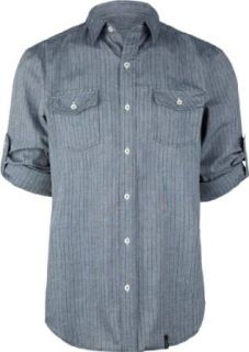 STRAIGHT FADED Railroad Mens Shirt Clothing