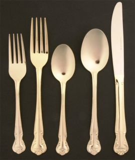 Farberware 45 piece Goldplated Flatware Set