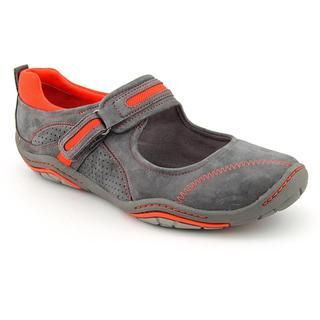 Privo By Clarks Womens Freeform Mary Jane Leather Casual Shoes