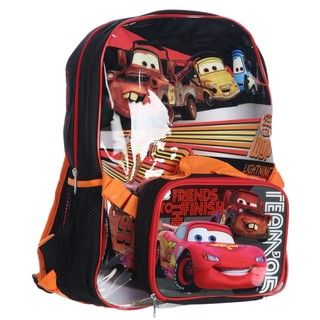 Disney / Pixar Cars Friends to the Finish Backpack with Lunch Tote