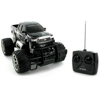 Licensed Black Toyota Tundra 118 Electric RTR RC Monster Truck