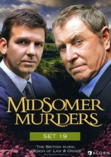 Midsomer Murders Set 19 (DVD)