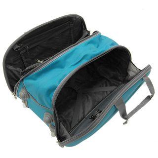 Boston Traveler Collection 20 inch Rolling Duffel Bag
