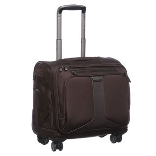Biaggi Tecno Collection Foldable 16 inch Carry On Spinner Weekender