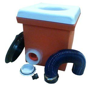 Portable Camp Toilet System Sports & Outdoors