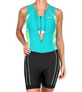 Zoot Womens Endurance Lush Tri Racesuit Tri Suits