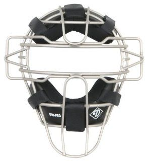 Diamond Sports Pro Ultra lite Face Mask (Silver/Black