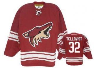 TELLQVIST #32 Phoenix Coyotes CCM 550 Series Replica NHL
