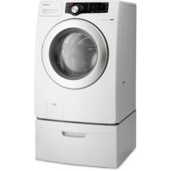 Samsung White 4 cubic feet VRT Washer