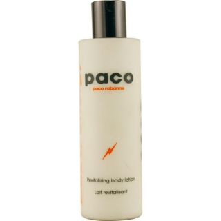 Paco Rabanne Paco Energy Womens 8.4 ounce Body Lotion