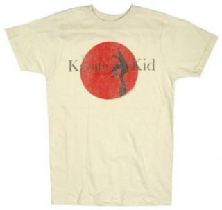 American Classics Mens Karate Kid Logo T Shirt Clothing