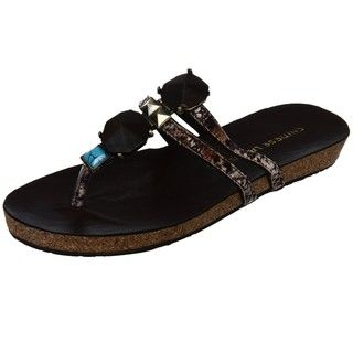 Chinese Laundry Womens Flashpoint Stone Sandals