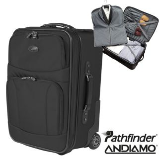 Pathfinder Altitude 25 inch Expandable Rolling Suitcase