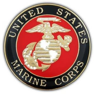 U.S. Marine Corps Pin Clothing