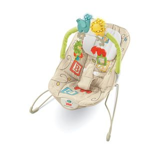 Fisher Price Animal Crackers Playtime Bouncer