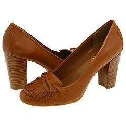 Franco Sarto Hopi Whiskey Nappa Pumps/Heels