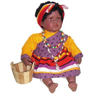 Traditions 20 inch Layla Collectible Doll