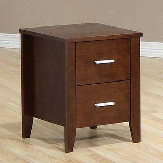 Jake 2 drawer Nightstand