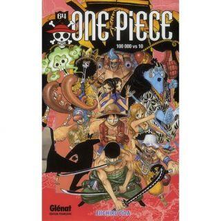 One piece t.64 ; 100 000 vs 10   Achat / Vente BD Eiichiro Oda pas