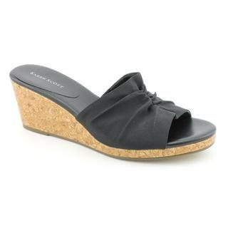 Karen Scott Womens Perry Basic Textile Dress Shoes