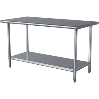 Buffalo Tools Stainless Steel Work Table
