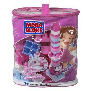 Mega Bloks Pink Classic Building Set
