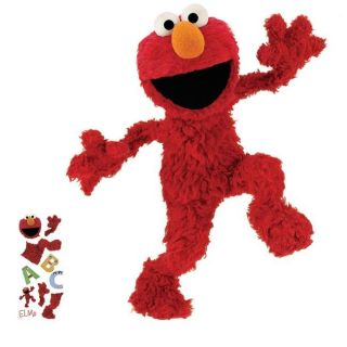 Sesame Street Elmo Peel and Stick Giant Decal