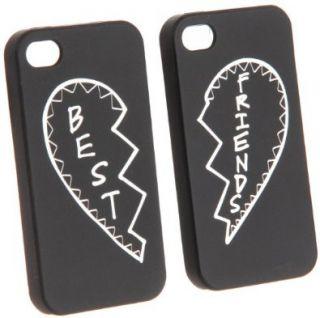 Rebecca Minkoff Best Friends iPhone 4 Cases, Black Shoes
