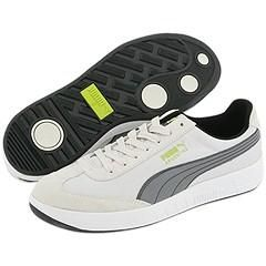 Puma Argentina Nylon Vaporous Gray/Steel Grey/Bright Chartuese