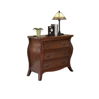 The Regency Cherry Bombe Chest