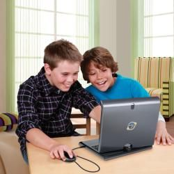 Discovery Kids Teach n Talk Exploration Laptop