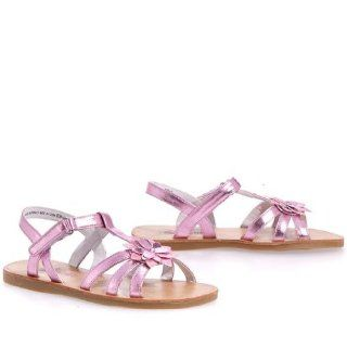 Shoes Kids Giselle Sandal,Pink Metallic,2 M US Little Kid Shoes
