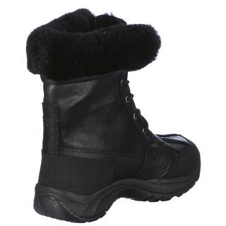 Bearpaw Mens Stowe II Black Pack Boots FINAL SALE