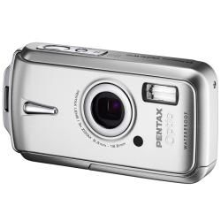 Pentax Optio W10 6MP Water resistant Digital Camera (Refurbished