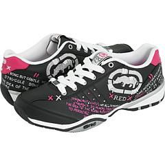 Red by Marc Ecko Bits Black/Silver/Pink Athletic