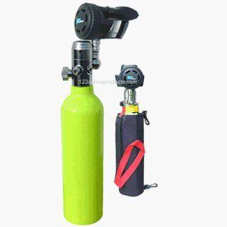 Extra Air Source Back Up Scuba Pony Bottle Set ( Color