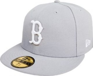 MLB Boston Red Sox Basic 59Fifty Fitted Cap Sports