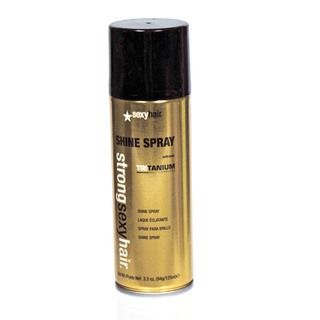 Strong Sexy Hair Tritanium Complex 3.3 ounce Shine Spray