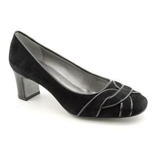 Tahari Womens Sharp Regular Suede Dress Shoes (Size 9)