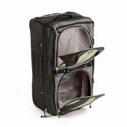 CalPak Aquarius 30 inch Expandable Rolling Suitcase