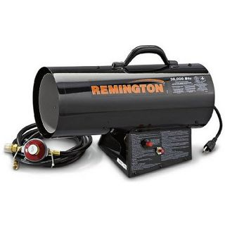 Remington 3000 BTU Propane Heater