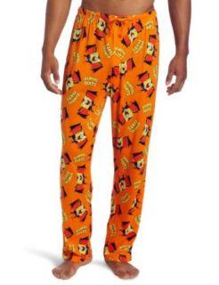 Briefly Stated Mens Sponge Bob Vampire Sleep Pant