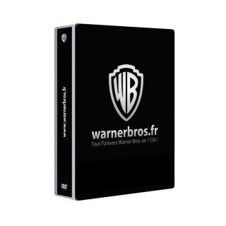DVD Coffret Warner Bros  1 carte cadeau donnant accès à 52 films en