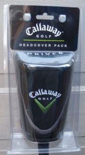 Callaway Hyper X Golf Driver Headcover New Sports