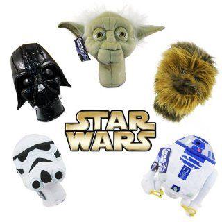 Star Wars Golf Head Cover Collector Series Hybrid Set