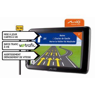 GPS Mio Spirit 697 Europe 44 CAV   Achat / Vente GPS AUTONOME GPS Mio