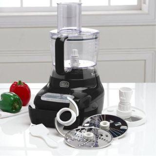 Wolfgang Puck BFPR0007 Black 7 cup Heavy duty Food Processor