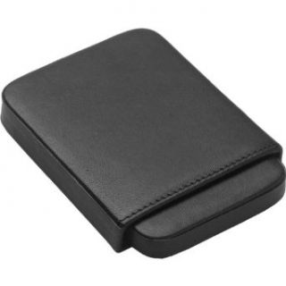 Clava Slide Leather Business Card Case Clothing