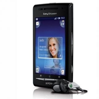 Sony Ericsson XPERIA X8 Noir   Achat / Vente SMARTPHONE Sony Ericsson