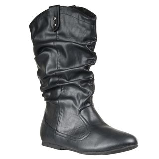 Riverberry Womens Tiktok Slouchy Boot